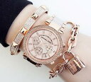 腕時計 ウォッチ パーカーカラーゴールドoriginal michael kors reloj mujer mk5896 parker color oro ros blush nuevo