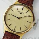 【送料無料】腕時計 ウォッチ スイスゴールドロープヴィンテージlongines reloj de hombre de cuerda oro suizo vintage 100 autntic..