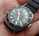 【送料無料】腕時計 ウォッチ ビンテージダイバーvintage diver lanco seaborn 3000 , 20 atmos