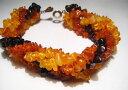 ショッピングUSB 【送料無料】ブレスレット アクセサリ— バルトブレスレットnatural baltic amber bracelet