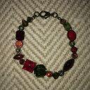 【送料無料】ブレスレット アクセサリ— ブレスレットsorrelli ruby multicolored crystal bracelet