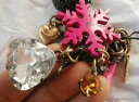 【送料無料】ブレスレット アクセサリ— ジューシークチュールブレスレットドルnwt juicy couture bracelet reg 148