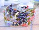 【送料無料】ブレスレット アクセサリ— カークカフスブレスレットsilvertoneハロウィーンkirks folly witches brew cuff bracelet silvertone halloween