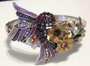 【送料無料】ブレスレット アクセサリ— プチヒンジブレスレットディライト kirks folly petite hummingbird delight hinge bracelet nwot