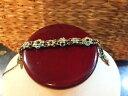 【送料無料】ブレスレット アクセサリ— ロマンチックブレスレットmichal negrin romantic flowers bracelet
