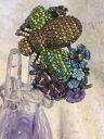 【送料無料】ブレスレット アクセサリ— クリスタルブレスレットゴージャスkirks folly sparkly crystal bee insect bracelet gorgeous
