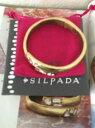 【送料無料】ブレスレット アクセサリ— コブラヒンジカフブレスレットsilpada krb0077 cobra hinge cuff bracelet