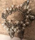 【送料無料】ブレスレット アクセサリ— スターリングシルバーブレスレットドルsilpada b1631 freshwater pearl oxidized sterling silver bracelet was 174