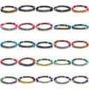 ショッピングエネル 【送料無料】ブレスレット アクセサリ— マントラビーズエネルギーブレスレット2018 stone agate 6 syllable mantra beads energy womens bracelet amulet