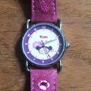 ショッピングUSB 【送料無料】ブレスレット アクセサリ— パープルブレスレットプカwatch for children purple bracelet pucca
