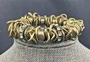 【送料無料】ブレスレット アクセサリ— ソフィアジプシーブレスレットストレッチlia sophia~retired~gypsy stretch bracelet nwt antiqued goldtone~last one~