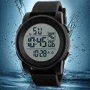 【送料無料】腕時計 デジタルロトンドhonhx resistant water orologio quadrante digitale quarzo rotondo vetro du