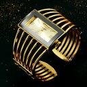 【送料無料】腕時計 ファッションクォーツアナログステンレスブレスレットラグジュアリーレディースゴールドwomen quartz analog wrist watch stainless fashion bracelet luxury ladies gold