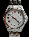 【送料無料】腕時計 ブランドメンズウェンガーウォッチスイスステンレスbrand mens wenger wrist watch standard issue 7311x swiss m..