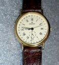 【送料無料】腕時計 メンズボックスペーパーmovado esq mens quartz day date complex wristwatch running with box papers