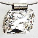 ショッピングiface 【送料無料】アクセサリー ネックレスステンレススチールチェーントレーラースワロフスキークリスタルクリスタルクリアhalsreif acero inoxidablemaduro cadena remolque swarovski cristal crystal claro