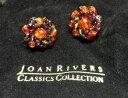 【送料無料】アクセサリー ネックレス ジョアンリバースデクリスタルktfabulosos pendientes clsicos del joan rivers de cristal y oro 14 kt