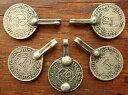 ショッピングモロッコ 【送料無料】アクセサリー ネックレス モロッコアンティークコインベルベルペンダント43mm pendentifs pice mtal ancien maroc antique moroccan coin berber pendants