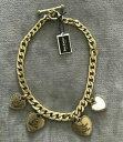 【送料無料】アクセサリー ネックレス ジューシークチュールハートネックレスペンダントjuicy couture amore cuore collana con pendente charm
