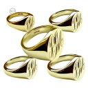 珠寶, 手錶 - 【送料無料】ネックレス イエローゴールドオーバルソリッドリング 9ct yellow gold monogrammed signet rings oval solid 375 uk hallmarked rings