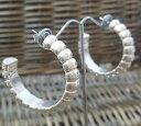 ショッピングBAGSTER 【送料無料】ネックレス サイモンスターリングシルバーフープイヤリングリブイヤリングデザイナsimon sebbag sterling silver large hoop earrings, ribbed earrings, designer