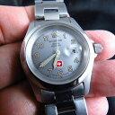 【送料無料】 腕時計 スイススイスクオーツレディウォッチswiss made swiss military bucherer quartz lady watch free shipping