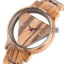 腕時計 クオーツオリジナルwomen wood watch bamboo wristwatch quartz original design