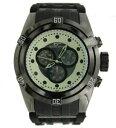 【送料無料】 腕時計 テクノスポーツボルトリザーブクロノグラフブラックステンレススチール