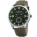 ║заВнал╣на║ш║║ос╩Ч╥в║║╔╜╔Ц╔С╔п╔╧akribos xxiv ak938gnmens akribos xxiv ak938gn small seconds genuine leather and canvas strap watch