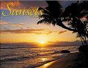 ハワイ お土産 2019年 ハワイフォトカレンダー(サンセット)ハワイアン雑貨アイランドヘリテイジ ハワイアン 雑貨/インテリア メール便対応 送料無料 ハワイお土産