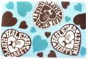 ハワイ お土産 ハレイワ マーケット PPランチョンマット(HAPPY HEART LBL) ハワイ