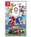 【中古】マリオ&ソニック AT 東京2020オリンピック Nintendo Switch