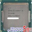 【中古】Core i5 6400 2.7GHz 6M LGA1151 65W SR2L7