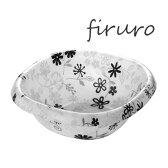 【送料無料】firuro フィルロ ウォッシュボールS ブラックフラワー【05P01Oct16】