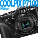 【在庫あり】Nikon デジカメ COOLPIX P7100 BK ブラック