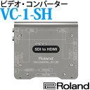 【送料無料】 ローランド ビデオ・コンバーター VC-1-SH 【メール便不可】