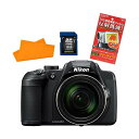 【★SD16GB&カメラバッグ等セット】【送料無料】ニコン(Nikon) デジタルカメラ COOLPIX B700 [カラー選択式]
