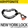 ※送料無料【チェーンロック】[KRYPTONITE] NYヌース1213&EV4ディスクロック [NEW YORK LOCK]【クリプトナイト】【バイク用品】【メール便不可】