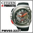【特典付き★送料無料】CITIZEN (シチズン)PROMASTER(プロマスター)PMV65-2231【MARINE-アクアランドシリーズ】