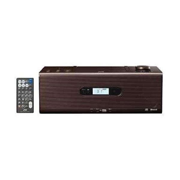 JVCケンウッド CDポーダブルシステム RD-W1-T ブラウン [オーディオ機器][スピードコントロール]【メール便不可】
