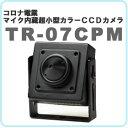 【送料無料】コロナ電業超小型マイク内蔵屋内用防犯カメラTelstar TR-07CPM