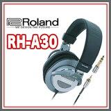 【】ローランドRoland オープンエア型ヘッドホンRH-A30【メール便不可】