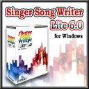 【在庫処分】【音楽制作ソフト】インターネットSinger Song Writer Lite 6.0 for Windows【送料無料】