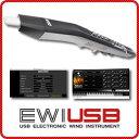 【在庫1台あり】【送料無料】アカイ EWI-USBUSB接続型 ウインドシンセサイザー※次回入荷2月下旬予定