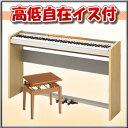 【高低自在イス付フルセット】カシオ 電子ピアノ PX-120LB【Privia】【送料無料&代引手数料無料!メーカー正規品】