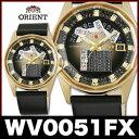 オリエント時計 スリースターWV0051FX[自動巻き][国内正規品]【送料無料】