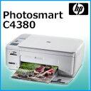 【無線LAN搭載のオールインワンプリンタ!】HP (日本HP) ヒューレット・パッカードHP Photosmart C4380【送料無料&代引手数料無料!】