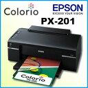 【送料無料&代引手数料無料】エプソン(EPSON)カラリオ(Colorio) インクジェットプリンタPX-201【10/8発売予定予約販売】