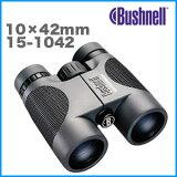 【&】ブッシュネル(Bushnell)WATERPROOFシリーズ 双眼鏡H2O 10x42mm 【15-1042】【smtb-TK】