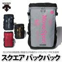 DESCENTE スポーツバッグ スクエアバックパック DAC-8723 【メール便不可】【ラッピング不可】